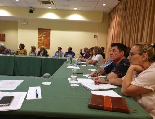 Reunión con la Consejera de igualdad y dependencia en Sevilla