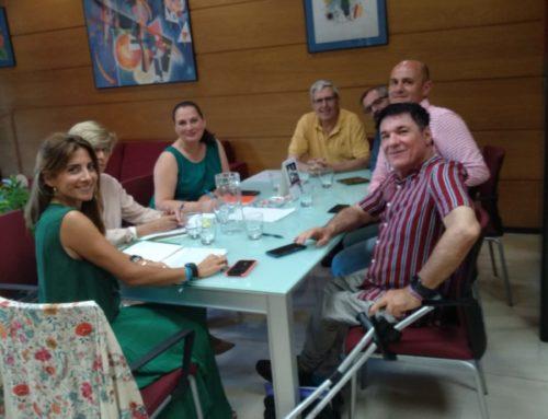 Reunión de la Federación con la Secretaría General de Familias